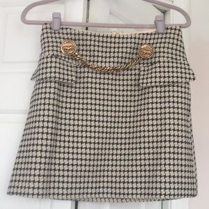 Brand new vintage Couture Couture tweed skirt